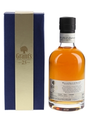 Grant's 25 Year Old Bottled 2010 - Batch 09 0614/20cl / 40%