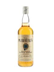Muirhead's Bottled 1980s 75cl / 43%