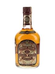 Chivas Regal 12 Year Old Bottled 1960s 37.8cl / 43%