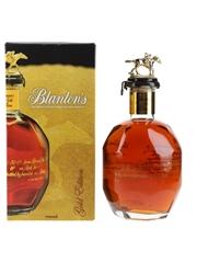Blanton's Gold Edition Barrel No. 144 Bottled 2020 70cl / 51.5%