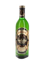 Glenfiddich 8 Year Old Pure Malt Bottled 1970s 75.7cl / 40%