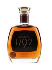 Barton 1792 Small Batch Bottled 2018 75cl / 46.85%