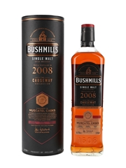 Bushmills 2008 The Causeway Collection Bottled 2020 - Muscatel Cask Finish 70cl / 56.4%