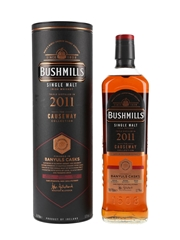 Bushmills 2011 The Causeway Collection Bottled 2020 - Banyuls Cask Finish 70cl / 53.2%