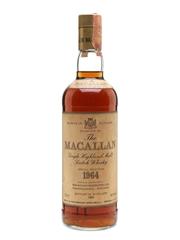Macallan 1964 Bottled 1981 - Rinaldi 75cl / 43%