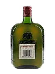 Courvoisier 3 Star Luxe Bottled 1980s 50cl / 40%