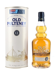 Old Pulteney 12 Year Old Old Presentation 70cl / 40%