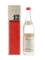 Kaloyannis Ouzo 12  70cl