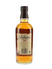 Ballantine's 12 Year Old Pure Malt Bottled 1990s 70cl / 40%