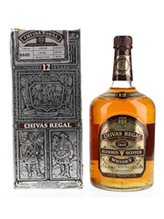 Chivas Regal 12 Year Old Bottled 1980s 114cl / 43%