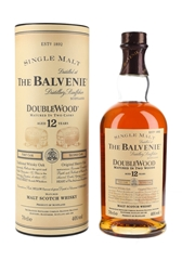 Balvenie 12 Year Old Doublewood Bottled 1990s 70cl / 40%
