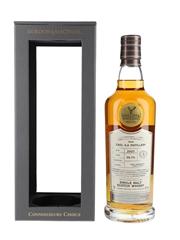 Caol Ila 2007 13 Year Old Connoisseurs Choice Bottled 2021 - Gordon & MacPhail 70cl / 59.7%