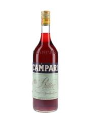 Campari Bitter Bottled 1980s - Duty Free 100cl / 25%