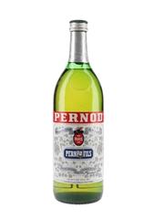 Pernod Fils Bottled 1980s - Duty Free 100cl / 45%