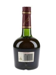 Courvoisier 3 Star Luxe Bottled 1980s 35cl / 40%
