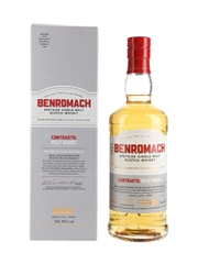 Benromach 2009 Contrasts:Peat Smoke Bottled 2020 70cl / 46%