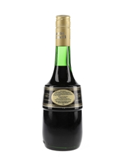 Marie Brizard Cassis Bottled 1970s 50cl / 20%