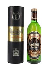 Glenfiddich Pure Malt Bottled 1980s 75cl / 40%