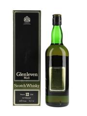 Glenleven 12 Year Old Bottled 1970s - John Haig & Co 75.7cl / 40%