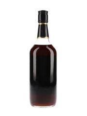 Captain Morgan Black Label Rum Bottled 1980s 75cl / 40%