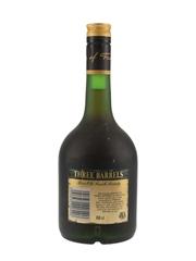 Three Barrels VSOP 5 Star Bottled 1980s 68cl / 40%
