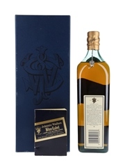 Johnnie Walker Blue Label Bottled 1990s 75cl / 43%