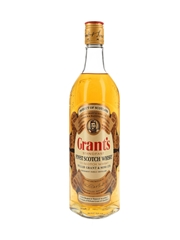 Grant's Standfast Bottled 1980s 75cl / 40%