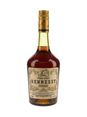 Hennessy Bras Arme Bottled 1970s 68cl / 40%
