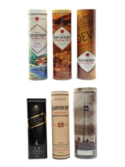 Assorted Whisky Tins & Tubes - Empty