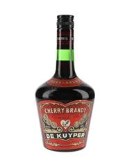 De Kuyper Cherry Brandy Bottled 1970s 71cl / 24%