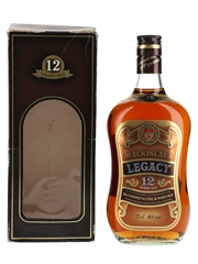Mackinlay's Legacy 12 Year Old Bottled 1980s 75cl / 40%