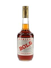 Bols Apricot Brandy Bottled 1970s 73.9cl / 29%