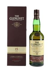 Glenlivet 15 Year Old French Oak Reserve Bottled 2010 70cl / 40%