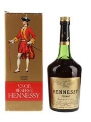 Hennessy VSOP Reserve Bottled 1960s-1970s 70cl / 40%