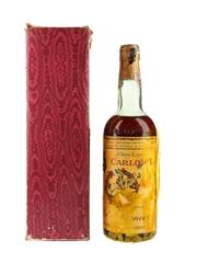 Carlos I Solera Especial Bottled 1950s - Pedro Domecq 75cl