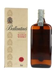 Ballantine's Finest Bottled 1990s - Spirit 70cl / 40%