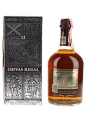Chivas Regal 12 Year Old Bottled 1980s - Seagram Italia 75cl / 43%