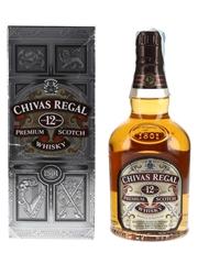 Chivas Regal 12 Year Old Bottled 2000s 35cl / 40%