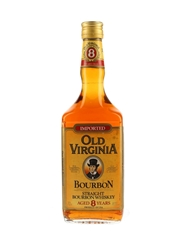 Old Virginia 8 Year Old Bottled 1990s 70cl / 40%