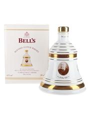 Bell's Christmas 2009 Ceramic Decanter Arthur Bell 70cl / 40%