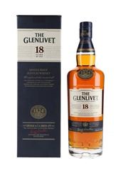 Glenlivet 18 Year Old  70cl / 43%
