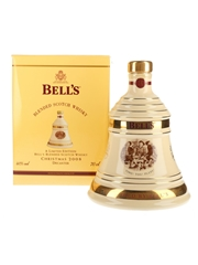 Bell's Christmas 2008 Ceramic Decanter Ting! Tog! Pluff! 70cl / 40%
