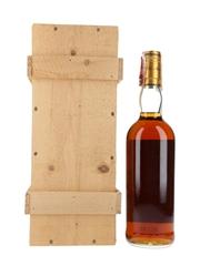 Macallan 1965 25 Year Old Anniversary Malt Bottled 1991 - Giovinetti 75cl / 43%
