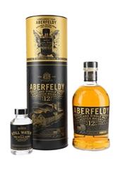Aberfeldy 12 Year Old Still Water From Pitilie Burn 70cl / 40%