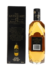 Antiquary 12 Year Old Bottled 1980s 75cl / 40%
