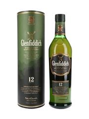 Glenfiddich 12 Year Old  70cl / 40%