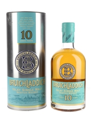 Bruichladdich 10 Year Old Bottled 2000s 70cl / 46%