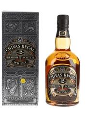 Chivas Regal 12 Year Old Bottled 2000s 70cl / 40%