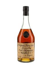 Moullon & Co. Cognac Sans Age Bottled 1970s 68cl / 40%