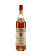 Bisquit 3 Star Bottled 1950s-1960s - Wax & Vitale 70cl / 40%